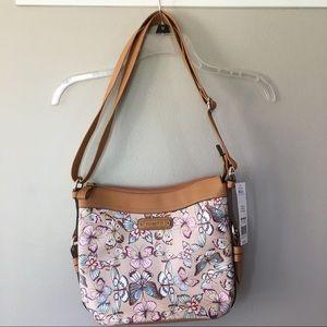 Nwt Rosetti social butterfly purse